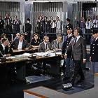 Gaetano Aronica, Claudio Castrogiovanni, Daniele Liotti, Vincent Riotta, Mauro Marchetti, Imma Piro, and Andrea Tidona in Il capo dei capi (2007)