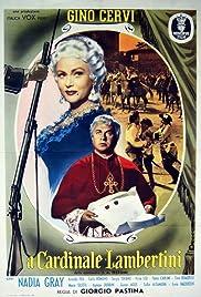 Il cardinale Lambertini Poster
