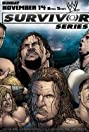 Survivor Series (2004) Poster
