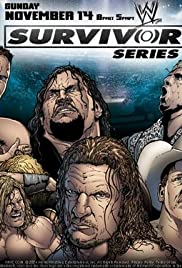 Survivor Series (2004) Poster - TV Show Forum, Cast, Reviews