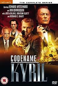 Joss Ackland, Richard E. Grant, Ian Charleson, and Edward Woodward in Codename: Kyril (1988)