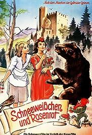 Schneeweißchen Und Rosenrot 1955