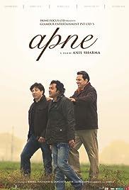 Apne(2007) Poster - Movie Forum, Cast, Reviews