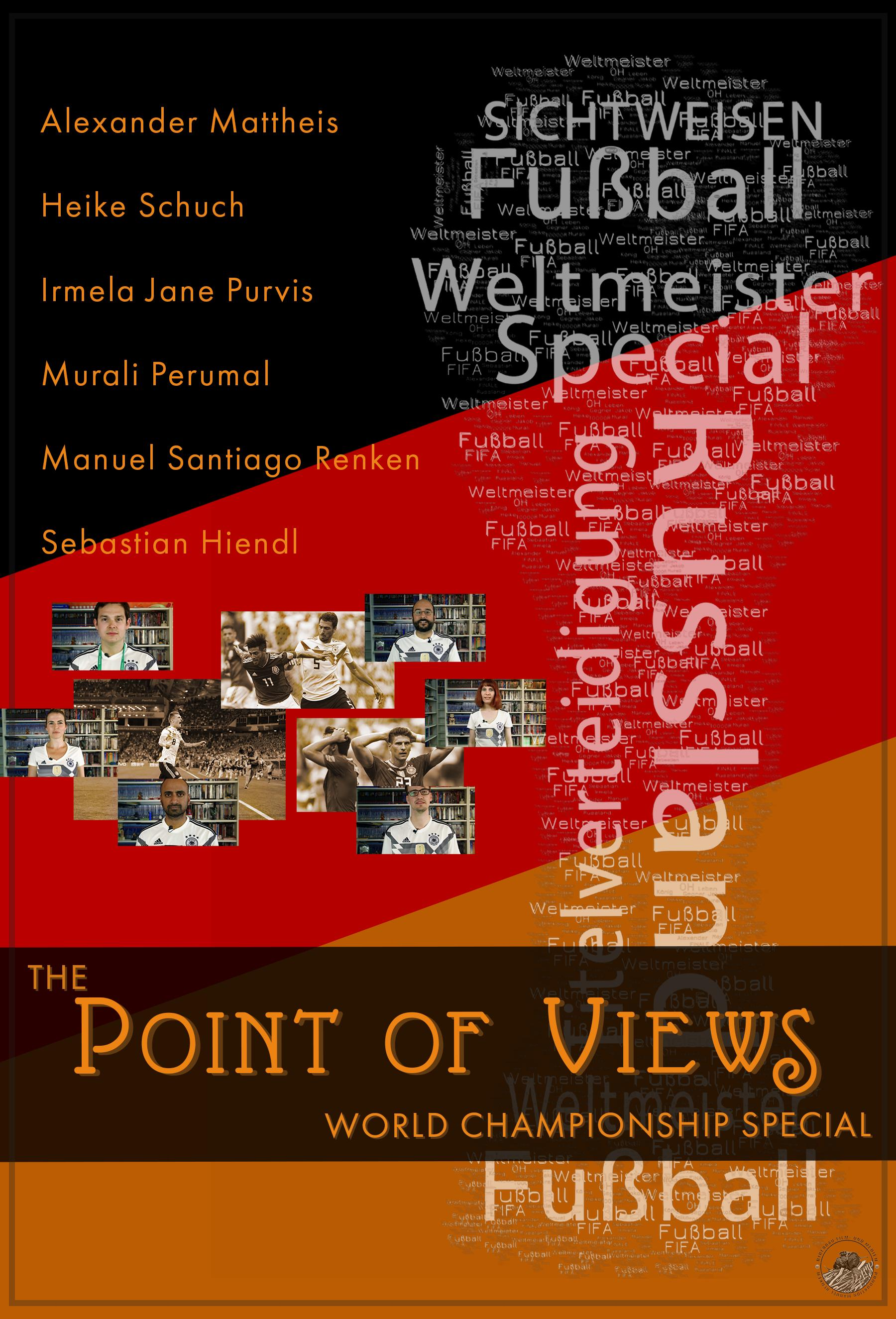 Point Of Views The World Championship Special Fussball Ist