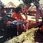 Françoise Ebrard, Dominique Gentil, Georges Lechaptois, and Damien MacDonald in Quelque part vers Conakry (1992)