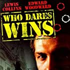Lewis Collins and Edward Woodward in Who Dares Wins (1982)