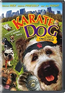 The Karate Dog movie free download in hindi