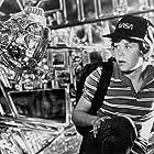 Paul Reubens and Joey Cramer in Flight of the Navigator (1986)
