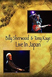 Billy Sherwood and Tony Kaye Live in Japan Poster