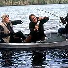 Kirk Douglas, Michael Douglas, and Cameron Douglas in It Runs in the Family (2003)