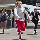 Joy Bryant, Bradley Cooper, and Ryan Hansen in Hit and Run (2012)