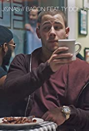 Nick Jonas Feat. Ty Dolla $ign: Bacon Poster