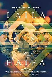 Laila in Haifa Poster