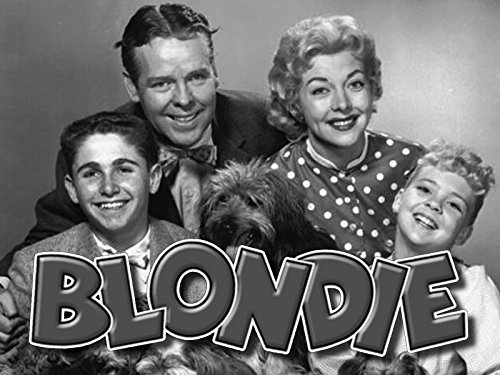 Image result for blondie tv show 1957