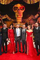 The 'Spectre' Premiere of the Americas