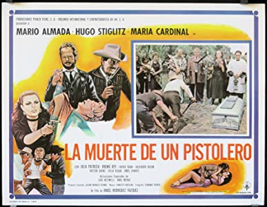 Movie trailer archive download La muerte de un pistolero Mexico [480x800]