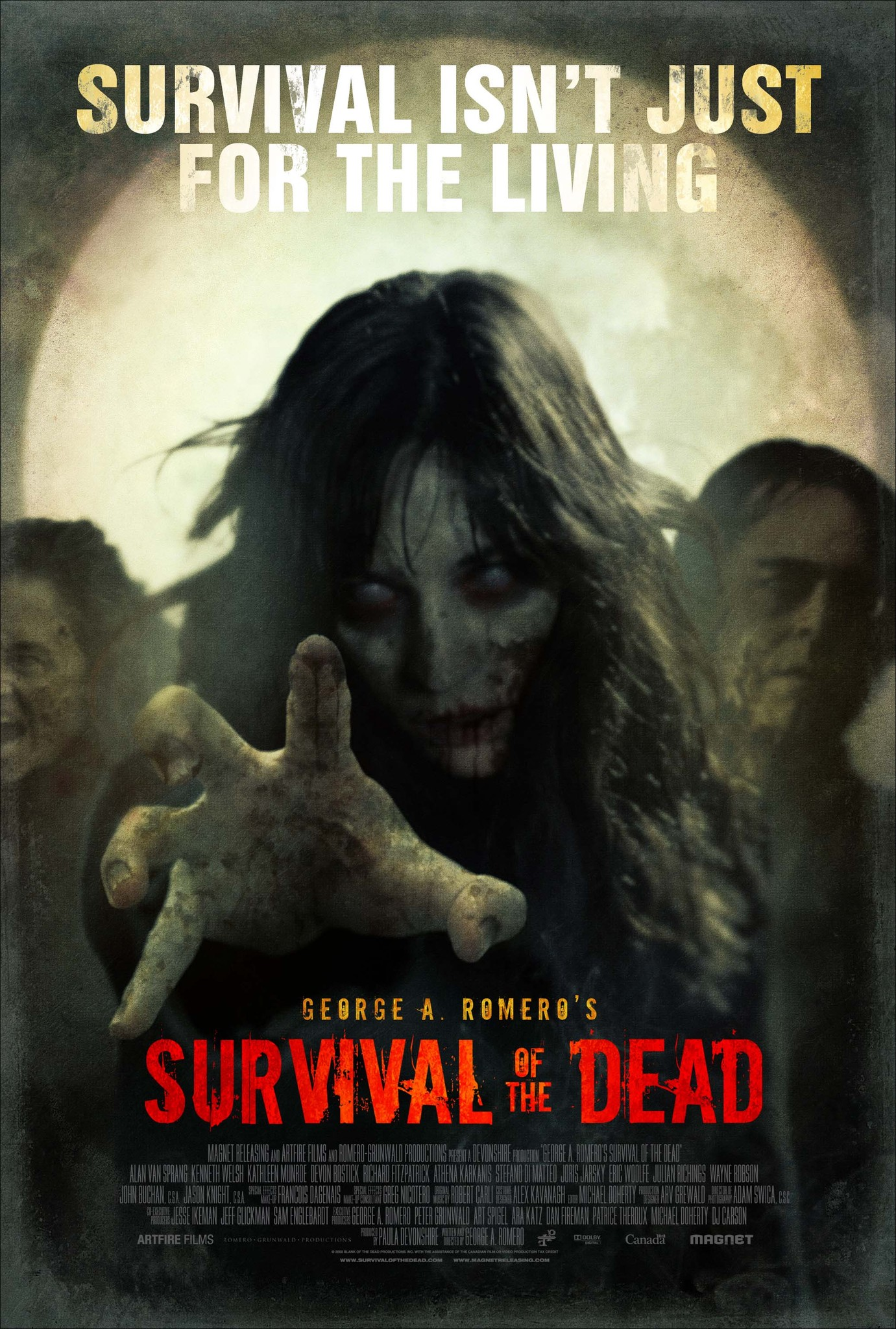 Survival of the Dead (2009) - IMDb