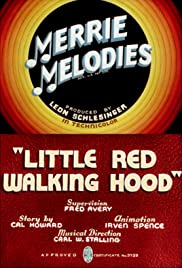 Little Red Walking Hood(1937) Poster - Movie Forum, Cast, Reviews