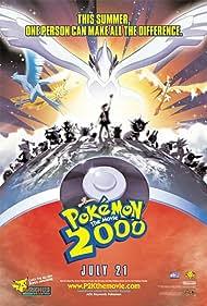 Madeleine Blaustein, Rica Matsumoto, and Ikue Ôtani in Gekijô-ban poketto monsutâ: Maboroshi no pokemon: Rugia bakutan (1999)