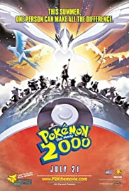 Pokémon the Movie 2000 (1999) Gekijô-ban poketto monsutâ: Maboroshi no pokemon: Rugia bakutan 720p