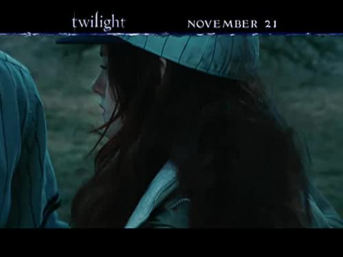 Twilight: TV Spot #1