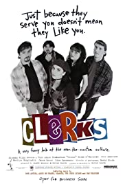 Clerks (1994) Poster - Movie Forum, Cast, Reviews