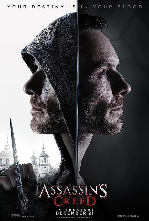 Assassin's Creed (2016) Hindi Dubbed