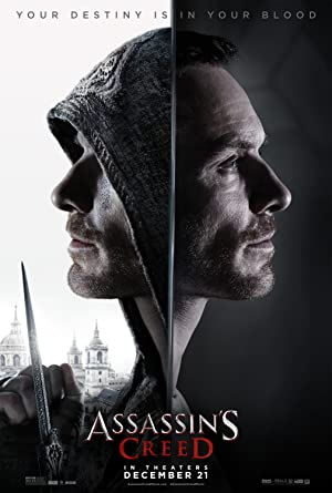 Download Assassin's Creed (2016) BluRay Dual Audio [Hindi DD5.1 640 Kbps - English DD5.1] 1080p [4.5GB]