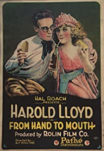 Movie clip for download From Hand to Mouth by Hal Roach [2K]