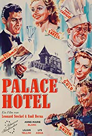 Palace Hotel Poster
