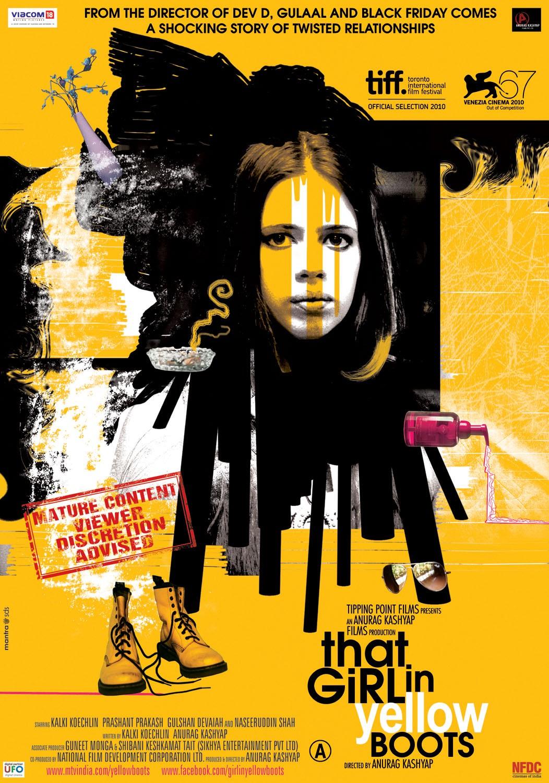 That Girl in Yellow Boots (2010) - IMDb