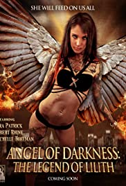 Angel Of Darkness The Legend Of Lilith Poster