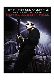 Joe Bonamassa: Live from the Royal Albert Hall Poster