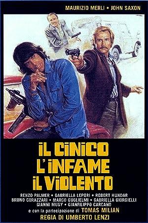 poster Il cinico, l'infame, il violento