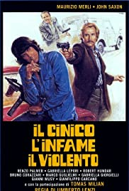 Il cinico, l'infame, il violento (1977) Poster - Movie Forum, Cast, Reviews