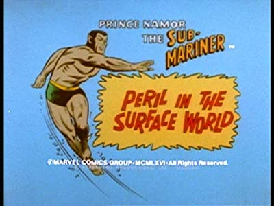 Computer movies hd download Peril in the Surface World [BRRip]