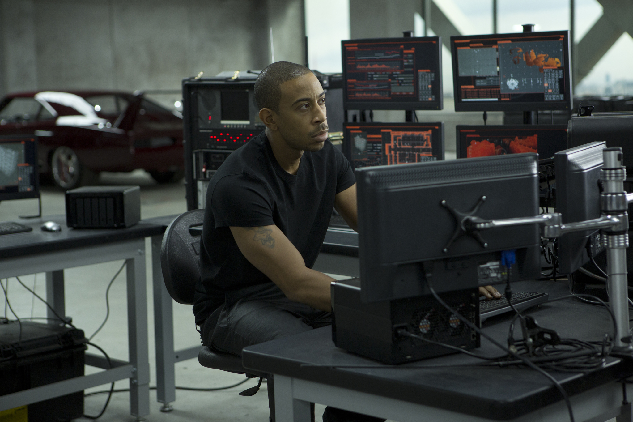Ludacris in Furious 6 (2013)