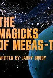 The Magicks of Megas-Tu Poster