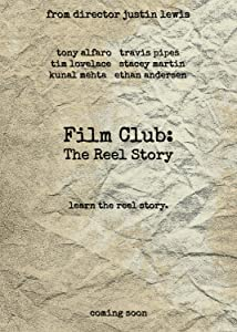 HD movie 720p free download Film Club: The Reel Story by Olivia Brazier [480x640]