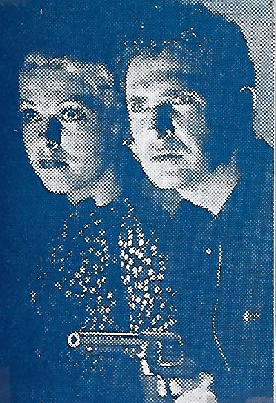 Roberta Gale and Bob Steele in Alias John Law (1935)