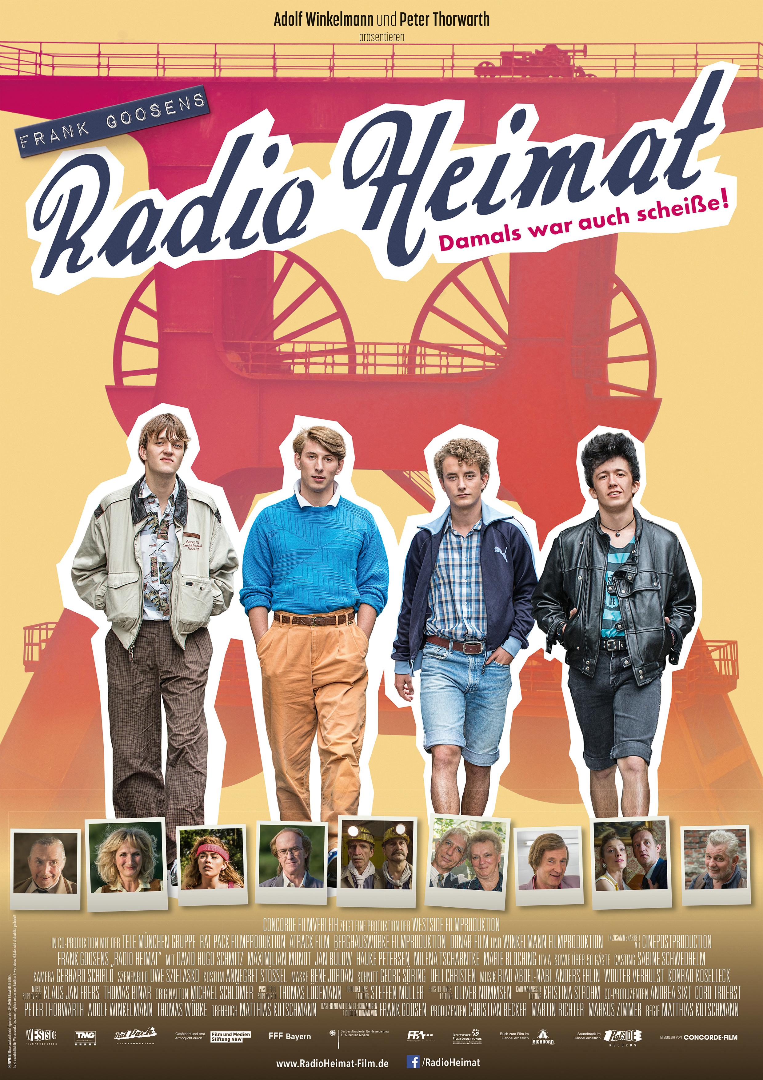 Radio Heimat 2016 Imdb