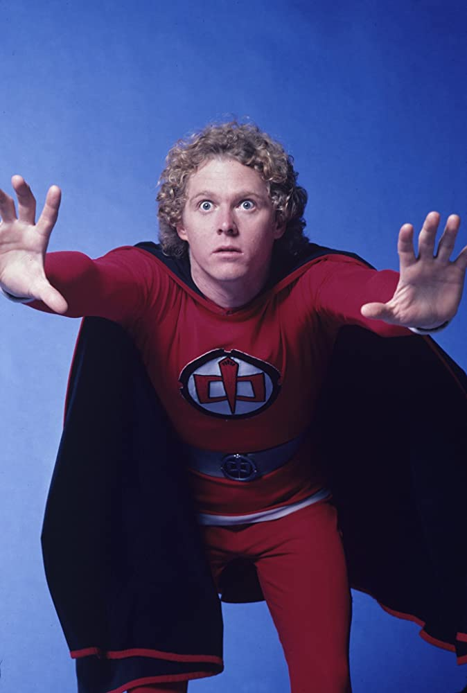 William Katt at an event for The Greatest American Hero 1981