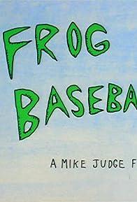 Primary photo for Frog Baseball