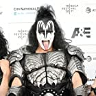 Gene Simmons at an event for Biography: KISStory (2021)