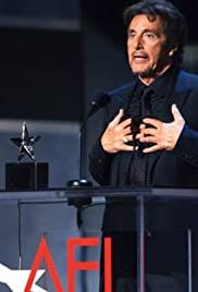 AFI Life Achievement Award: A Tribute to Al Pacino Poster