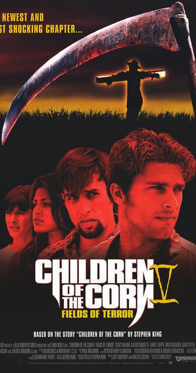Subtitle of Children of the Corn V: Fields of Terror