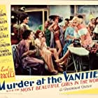 Lucille Ball, Marion Callahan, Nancy Caswell, Gertrude Michael, Toby Wing, Juanita Clay, and Helen Curtis in Murder at the Vanities (1934)