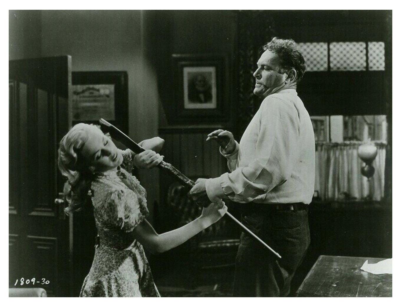 Mamie Van Doren in Star in the Dust (1956)