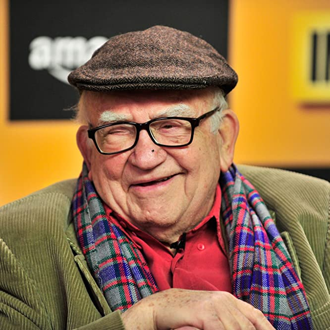 Edward Asner at an event for The IMDb Studio (2011)