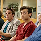 Craig Roberts, Ennis Esmer, Nate Smith, and Oliver Cooper in Red Oaks (2014)